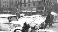 1960 Nieve en Valencia