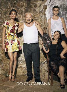Dolce & Gabbana S/S 12 (Dolce & Gabbana)