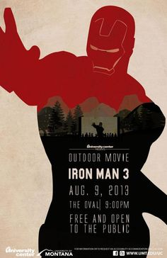 Iron Man via @markcousinsfilm