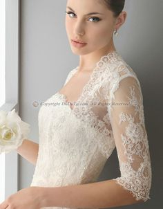 lace sheath wedding dress - Google Search