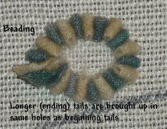 304 Best Rug Hooking Techniques Images