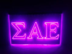 A collection of awesome LED signs. Purple Aesthetic, Retro Aesthetic, Aesthetic Space, Sae Fraternity, Electronic Signs, Sigma Alpha Epsilon, Ms Project, Led Signs, Cute Wallpapers