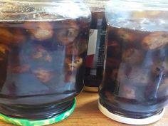Dulceata de nuci verzi - Bucataria cu noroc Noroc, Beer, Mugs, Tableware, Root Beer, Ale, Dinnerware, Tumblers, Tablewares
