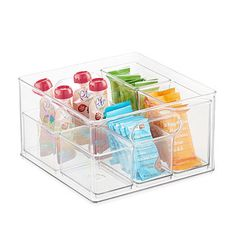 6 small bins to go inside all purpose to hold crayons The Home Edit Organizer Bins Stacking Bins, Stackable Bins, Pantry Storage, Storage Bins, Organizer Bins, Playroom Storage, Kitchen Storage, Storage Solutions, Kitchen Pantry Design