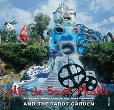Niki-de-Saint-Phalle-and-the-Tarot-Garden-by-Niki-De-Saint-Phalle-Hardcover-Book