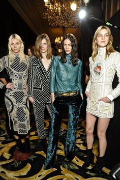 New Balmain collection... Practically perfect in every way. A++++