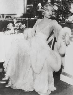 """Carole Lombard- go Carole with an """"E!"""""""