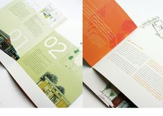 Brand development for a project offering a solution to affordable and sustainable housing in the Austin market. #brochure