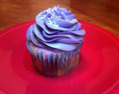 Grape Soda Cupcakes | The TipToe Fairy
