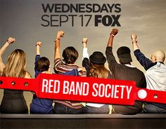 Don't miss Red Band Society on Fox. A portion of this new show was filmed on the GAC campus.  Can't wait to watch!