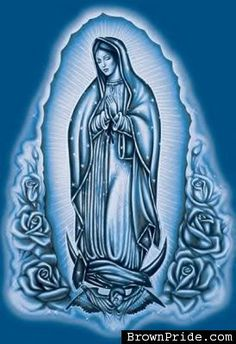 free clip art small virgin de guadalpe | La Virgin De Guadalupe Graphics Code | La Virgin De Guadalupe Comments ...