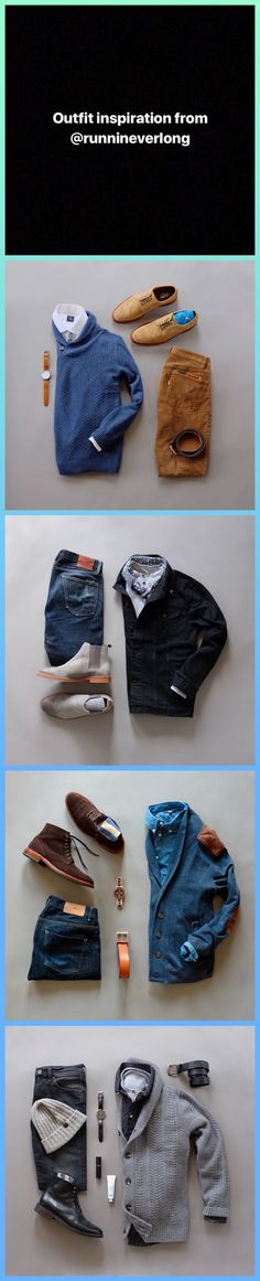 Fall outfit ideas  #menswear #outift #ideas #inspiration