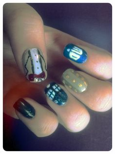 My Doctor Who Nails More