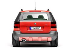 Skoda Yeti Cgi, Vehicles, Autos, Automobile, Rolling Stock, Vehicle, Tools