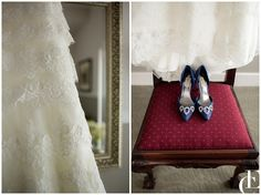 Snowy winter wedding by Emily Crall