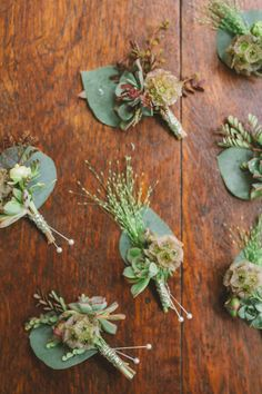 Succulent Boutonniere, White Boutonniere, Succulent Bouquet, Boutonnieres, Wedding Boutonniere, Floral Wedding, Rustic Wedding, Wedding Flowers, Wedding Ideas
