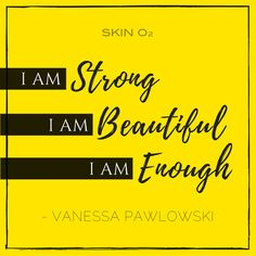 You are strong, beautiful, and definitely more than enough. Don't let others say otherwise.  #WomenEmpowerment