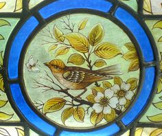 """Apollo Stained Glass: """"Fine art is that in which the hand, the ..."""