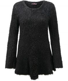 Fluffy Vintage Jumper, Outlet, Knitwear and Shrugs