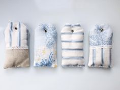 To celebrate the launch of our new season fabrics, we're showing everyone how to create their own DIY lavender sachets. Diy Lavender Bags, Lavender Sachets, Cute Gifts, Diy Gifts, Handmade Gifts, Ashley Store, Shabby Chic Pillows, Scented Sachets, Fabric Cards