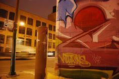 close up of corner Community Picture, Chicago Neighborhoods, Close Up, Graffiti, The Neighbourhood, Corner, Painting, Art, Art Background