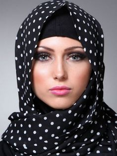 Hijab Polkadot `Attack`! - Foto 2 | Dream.co.id