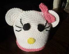 Kitty Hat by CAULDRON24 on Etsy, $11.00