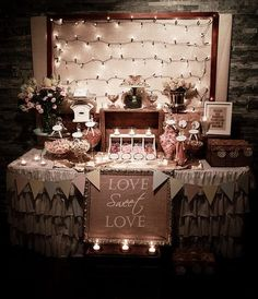 Rustic/vintage Wedding Party Ideas