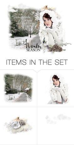 """Winter season"" by mljilina ❤ liked on Polyvore featuring art"