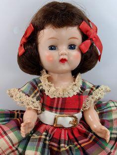 1955 Cosmopolitan Ginger Doll A/O Type #2