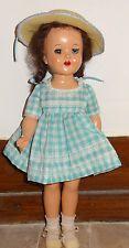 Ancienne jolie poupée EFFANBEE toute d'origine / Années 50-60