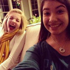 Me and Natasya!