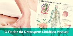 Dominar a Drenagem Linfática Manual é uma arma fundamental nas clínicas e centros estéticos para tratamento de afecções como retenção de líquido e celulite.