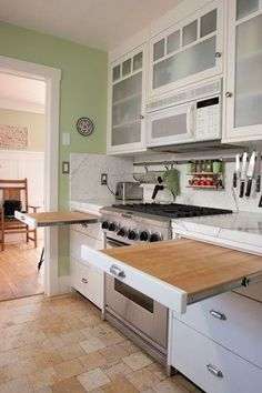 Miraculous Useful Tips: New Kitchen Remodel Ideas farmhouse kitchen remodel islands.White Kitchen Remodel On A Budget kitchen remodel paint. Kitchen Interior, New Kitchen, Kitchen Decor, Kitchen Ideas, Kitchen White, Decorating Kitchen, Kitchen Designs, Kitchen Cost, 1960s Kitchen