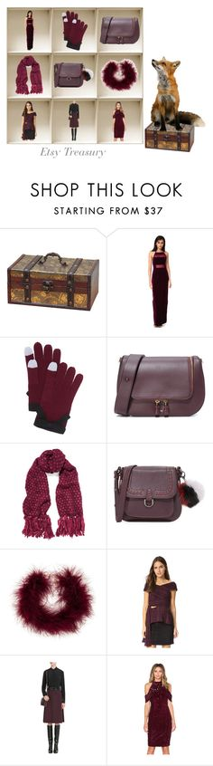 """Etsy treasury"" by kristen-stewart-2989 ❤ liked on Polyvore featuring Bailey 44, Kate Spade, Anya Hindmarch, Karl Lagerfeld, Botkier, Frasier Sterling, Tanya Taylor, Jil Sander and Lavish Alice"