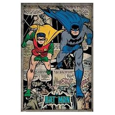 Lawrence Painting New Batman - Dc Comics Home Decoration Movie Poster Custom Fashion Classic 50X75Cm Ko/374044 http://geek.ragebear.com/bosa5