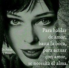 """""""Soy fuerte, soy capaz, soy Mujer""""....... Para hablar de amor..."""