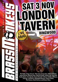 Wilson Pickett, Biz News, Uptown Funk, The Kinks, Thin Lizzy, Kings Of Leon, Pump It Up, Robbie Williams, James Brown