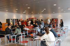 Cafétéria université de Lyon