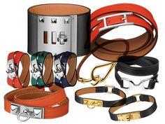Hermès: Leather Bracelets Price Guide In EUR, GBP & USD