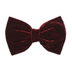 Forever21 Velvet Bow Barrette (3.83 CAD) ❤ liked on Polyvore featuring accessories, hair accessories, forever 21, hair clip accessories, bow hair clips, barrette hair clips and bow hair accessories