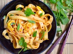 These sweet, tangy, and spicy Dragon Noodles take only a few minutes to whip up and will kill your craving for take-out. Step by step photos.