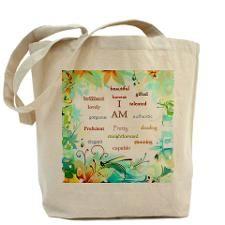 I am..... Tote Bag