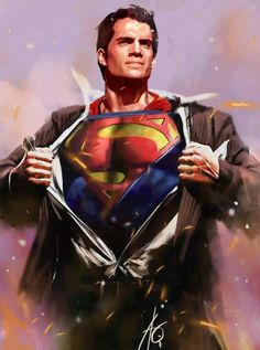 This is a job for Superman!