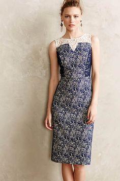 Alcina Pencil Dress