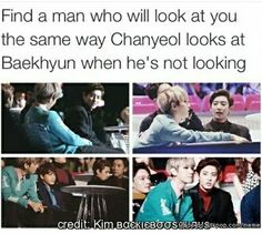 Conclusion;Find Chanyeol
