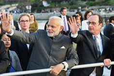 The Prime Minister's observation came during a meeting with Diplomatic Adviser to the French President Jacques Audibert who called on Modi here. #PMModi #French #Infrastructure