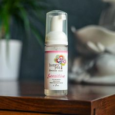 The Honey Pot Sensitive 2 oz - The Honey Pot Feminine Wash