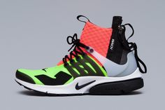 ACRONYM x NikeLab Air Presto Mid Collection Closer Look