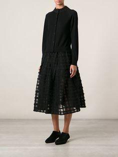 Simone Rocha Oversized Skirt - Hostem - Farfetch.com
